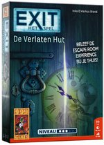 Top 10 Top 10 beste breinbreker spellen (2021): EXIT De Verlaten Hut - Escape Room - Bordspel