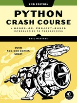 Top 10 Top 10 beste boeken over programmeren (2021): Python Crash Course (2nd Edition)