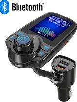 Top 10 Top 10 beste carkits (2021): FM Transmitter Bluetooth Draadloze Carkit 2020 / MP3 Speler Mobiel / Handsfree Bellen in de Auto / AUX input / Lader / USB Flash drive / Muziek / Audio / Radio / SD/TF kaart / Carkit Adapter T10D
