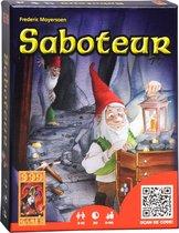 Top 10 Top 10 beste Partyspellen (2021): Saboteur - Kaartspel