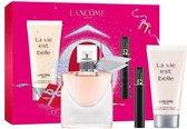Top 10 Top 10 beste parfum geschenksets (2021): Lancome - La Vie Est Belle - 30ml L'Eau de Parfum - 50ml bodylotion - 2ml Hypnose mascara - Christmas 2020 Cadeauset
