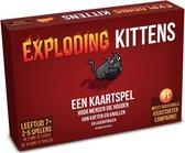 Top 10 Top 10 beste Partyspellen (2021): Exploding Kittens Originele Editie - Nederlandstalig Kaartspel
