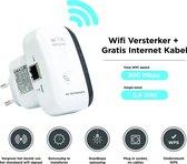 Top 10 Top 10 beste wifi versterkers (2021): Draadloze WiFi Versterker Stopcontact + Inclusief GRATIS Internetkabel - DR. MEYERHOF ® - Wifi repeater Single-band 2.4GHz 300 Mbps - Wifi Signaalversterker - Wireless Range Extender - - draadloos en bedraad - Wit