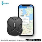Top 10 Top 10 beste GPS trackers (2021): TRACKITT GPS Tracker met Magneet - Waterdicht - Voor IOS en Android