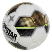 Top 10 Top 10 beste voetballen (2021): Derbystar Classic TT 5 Voetbal - Multi Kleuren - 3 Vak Goud - Maat 5