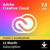 Top 10 Top 10 beste bewerkingssoftware (2021): Adobe Creative Cloud Photography Plan: Student & Docent Editie - 1 Apparaat - 1 Jaar - 20GB Cloudopslag - Nederlands / Engels - Windows / Mac Download