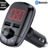 Top 10 Top 10 beste carkits (2021): Daily Logix - Bluetooth FM Transmitter - Handsfree Bellen - HD Display Scherm - Muziek Streamen - Telefoon opladen - Voice Navigatie - Autocarkits - 2 USB Aansluitingen