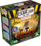 Top 10 Top 10 beste breinbreker spellen (2021): Escape Room The Game: Jumanji Familie Editie - Bordpspel