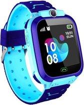 Top 10 Top 10 beste GPS trackers (2021): GPS Horloge Kind WBTT® - GPS Tracker Kind - Smartwatch kinderen - Blauw - GPS Horloge kinderen