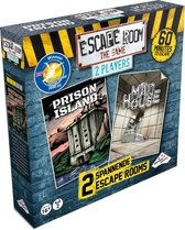Top 10 Top 10 beste breinbreker spellen (2021): Escape Room The Game - 2 Spelers Editie