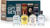 Top 10 Top 10 beste parfum geschenksets (2021): Geschenkverpakking Heren - 4 x 30 ml