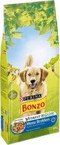 Top 10 Top 10 beste puppybrokken (2021): Bonzo VitaFit Menubrokken Adult - Hondenvoer Kip & Groenten - 15 kg