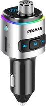 Top 10 Top 10 beste carkits (2021): Wegman Bluetooth FM Transmitter - Autolader - Bluetooth Carkit