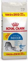 Top 10 Top 10 beste kattenbrokken kittens (2021): Royal Canin Indoor 27 - Kattenvoer - 10+2 kg Bonusbag